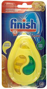 Odorizant pentru masina de spalat vase Finish Lemon&Lime 100g