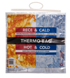 Sacosa termoizolanta Paclan hot&cold