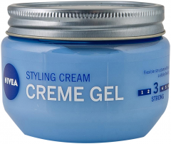 Styling Gel Nivea Creme Gel 3 Strong 150g