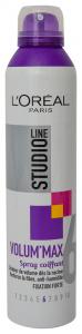 Spray fixativ Studio Line Volum Max L'Oreal 300ml
