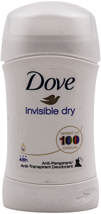 Antiperspirant stick Dove 40 ml