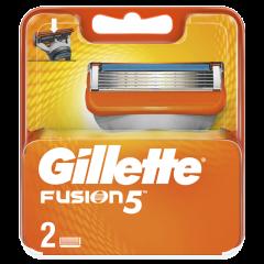 Rezerve aparat de ras Gillette Fusion, 2 bucati