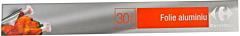 Folie aluminiu Carrefour 30 metri