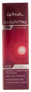 Tratament corector riduri pentru ochi buze frunte Gerovital H3 Evolution 15ml