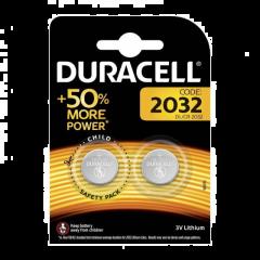 Baterii Duracell Specialitati Lithiu, DL/CR2032, 2 buc