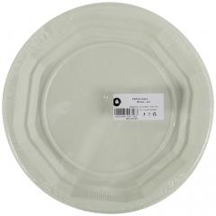 Farfurii plate unica folosinta Global Plast 20buc