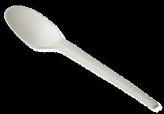 Set 12 linguri biodegradabile compostabile 17 cm