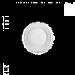 Farfurii biodegradabile plate Natura Bio set 15 buc 22 cm