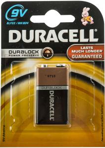 Baterie Alcalina 9V 6LF22 Duracell
