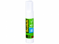 Adeziv solid stick Scotch 3M, 8 grame