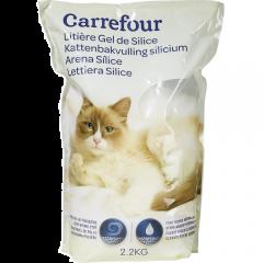 Asternut igienic din silicon Carrefour 5L