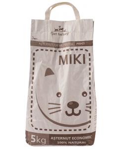 Asternut economic pentru pisici Pet Factory 5kg