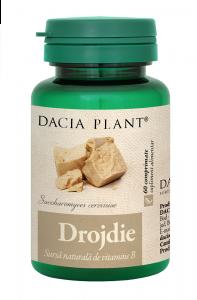 Drojdie Dacia Plant 60comprimate