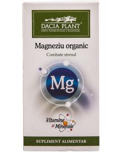 Magneziu organic Dacia Plant 60