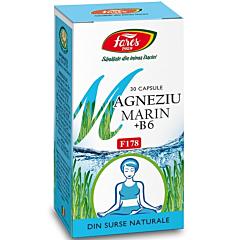 Supliment alimentar magneziu si vitamina B6 Fares 30