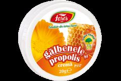 Crema de galbenele si propolis Fares 20 g