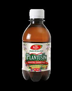 Sirop Plantusin pentru diabetici 250ml Fares