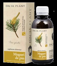 Muguri de pin sirop Dacia Plant 200ml