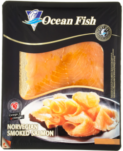 File somon afumat Ocean Fish 150g