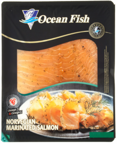 File somon marinat Ocean Fish 150g