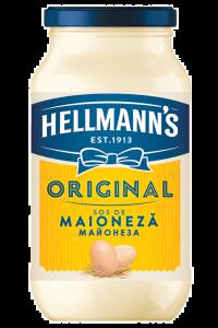 Maioneza original Hellmann's 420ml