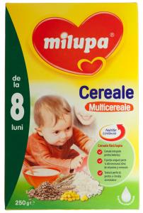 Multi-cereale fara lapte Milupa 250g