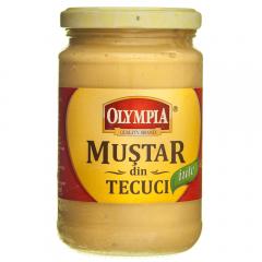 Mustar iute Olympia 300g