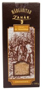 Zahar brun Margaritar Demerara 500g