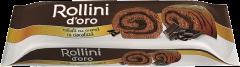 Rulada cu crema cacao Pan Group Rollini d'Oro 180g