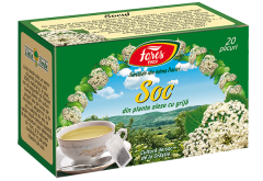 Ceai de soc Fares 30g
