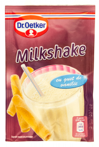 Milkshake cu gust de vanilie Dr.Oetker 29g