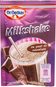 Milkshake cu gust de ciocolata Dr. Oetker 32 g