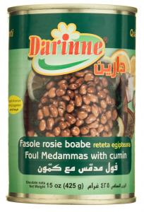 Fasole rosie boabe reteta egipteana Darinne 425g