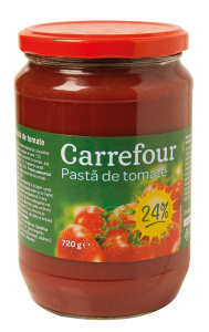 Pasta de tomate Carrefour 720g