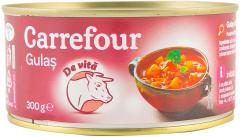 Gulas de vita Carrefour 300g