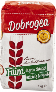 Faina de grau dietetica Dobrogea 1kg