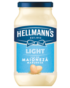 Maioneza light Hellmann's 420ml