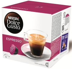 Nescafe Dolce Gusto Espresso 16 capsule, 96g