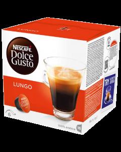 Nescafe Dolce Gusto Caffe Lungo 16 capsule,112g