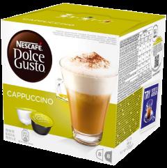 Nescafe Dolce Gusto Cappuccino 16 capsule, 200g