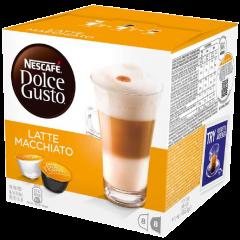 Nescafe Dolce Gusto Latte Macchiato 16 capsule, 194g