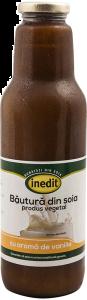 Bautura din soia cu aroma de vanilie Inedit 750ml