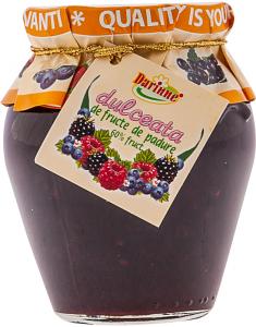 Dulceata de fructe de padure Darinne 360g