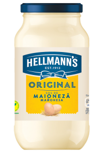 Maioneza Hellmann's 650ml