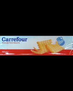 Biscuiti petit beurre Carrefour 150g