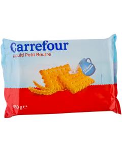 Biscuiti petit beurre Carrefour 450g