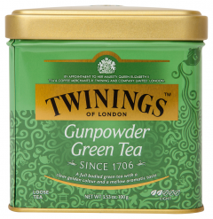 Ceai verde Gunpowder Twinings 100g