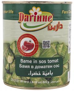 Bame in sos tomat Darinne 825g
