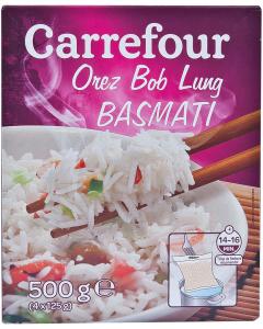 Orez Bob Lung Basmati Carrefour 500g