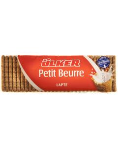 Biscuiti cu lapte proaspat Ulker 130g